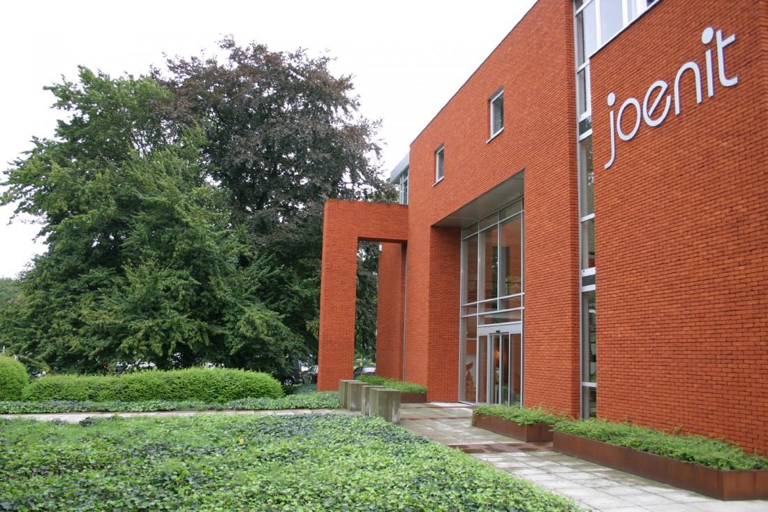 Bedrijfstuin Joenit, Mechelen