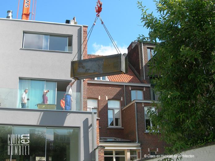 Stadstuin DM te Antwerpen