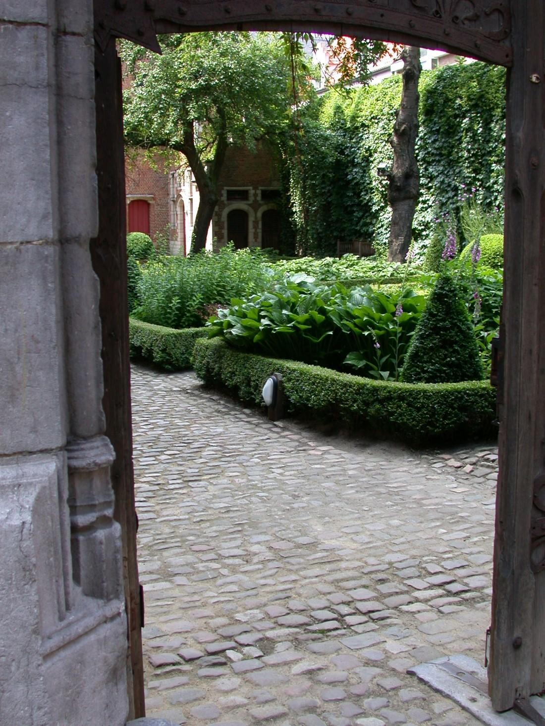 Historische Stadstuin, Mechelen